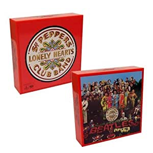 Factory Entertainment - The Beatles tirelire Famous Covers Sgt. Pepper's Lonely Hearts C