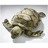 Tortuga, tortuga marina, agua Tortuga de peluche (aprox. 44 cm de Carl Dick)