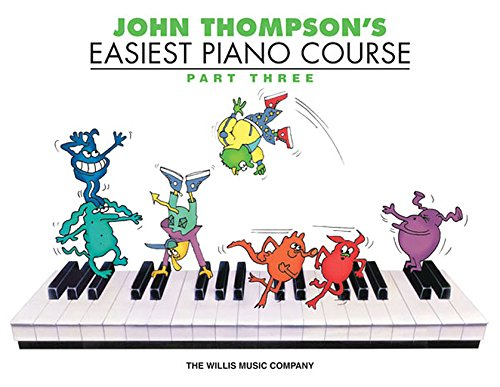 John Thompson's Easiest Piano Course, Parth Three