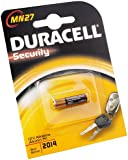 Duracell Alkaline Battery 12V LR27 Replaces the following batteries MN27 LR27 WE27A L828