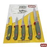 Best Cooking Knife Sets - Glare Kitchen Flotilla Knife 5 Pcs Set With Review