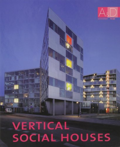 Vertical Social Houses (Architectural Design)