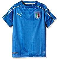 Puma Kid's Italy Home 16-17 Replica Football Shirt