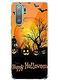 Fvnteuy Hülle Kompatibel mit Samasung Galaxy S6 / Samsung Galaxy G920F Handyhülle Halloween Theme Transparent TPU Rahmen Schutzhülle Anti-Gelb Crystal Clear Silikon Bumper