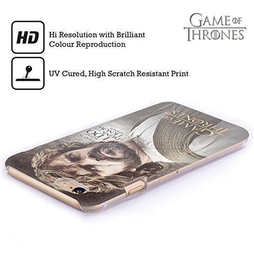 Offizielle HBO Game Of Thrones Daenerys Targaryen Zeichen Zitate Ruckseite Hülle für Apple iPhone 5 / 5s / SE Tyrion Lannister