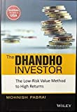 A comprehensive value investing framework for the individual investor.In a straightforward and accessible manner, the Dhandho Investor lays out the powerful framework of value investing. Written with the intelligent individual investor in mind, this ...