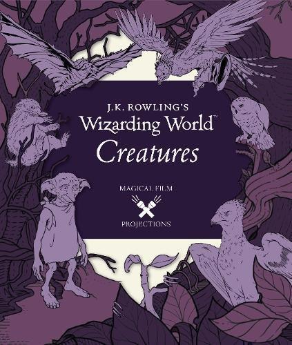 Jk Rowling Wizarding World. Magical Film Projection (J.K. Rowling's Wizarding World)
