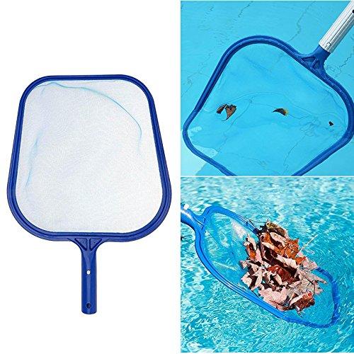 YHLVE Schwimmbad Tasche Mesh Skimmer Net Pool Trash Leaf Leichter Laubrechen von