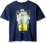 WWE Boys' John Cena T Shirt Shirt,Camicie e T-Shirt(Small)