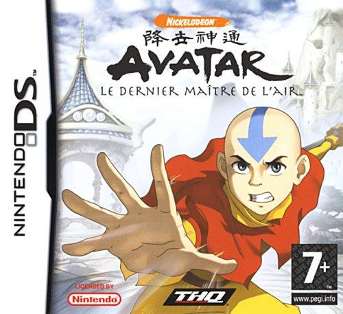Avatar le dernier maître de l'air [Nintendo DS] [Importado de Francia]
