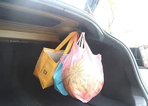 Cdefg Für Model 3 Trunk Grocery Bag Hook Kofferraumhaken Auto Haken Zubehör Aluminium Auto