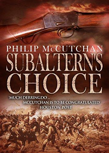 Subaltern's Choice (James Ogilvie Book 6) (English Edition) par Philip McCutchan