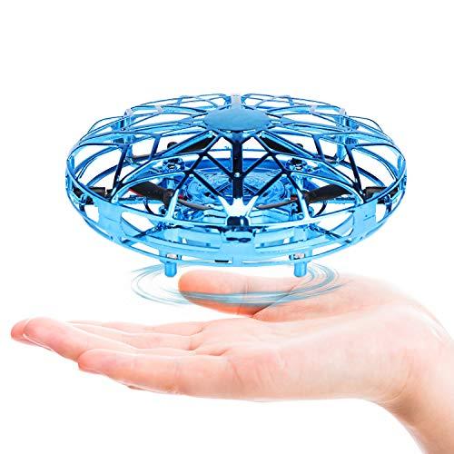Fansteck Mini Drone, RC UFO Helicóptero, Juguete