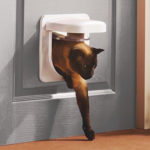 PetSafe 100SGIFD Petporte Smart Flap Mikrochip Katzenklappe -