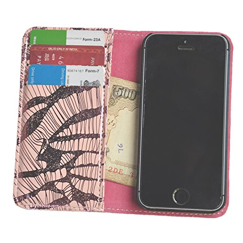 ORC Premium Leather Stylish Flip Cover For Vivo Y51L