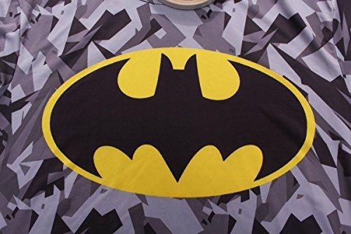 Cody Lundin® Femme T-shirt Bat Héros de film, T-shirt de Sport manches courtes confortables Fitness Jogging Sport camouflage
