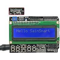 SainSmart Modulo schermo LCD e tastiera 1602 per Arduino Mega 2560 Uno R3