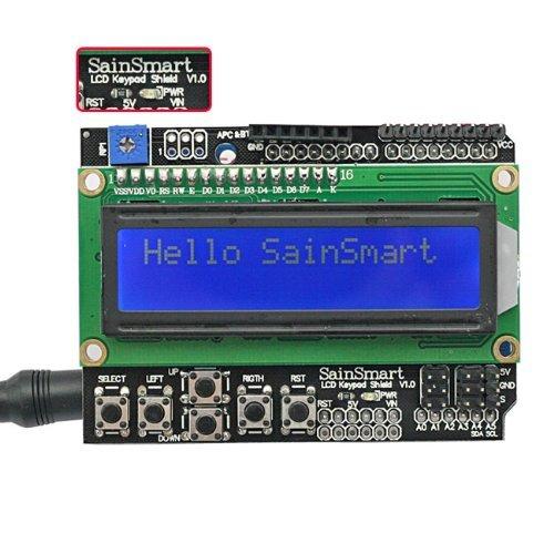 SainSmart V3LCD Controller Board für Arduino-Blau Wiring Board