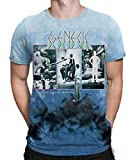 Genesis The Lamb Lies DOWN - Kurzärmeliges Krawatten-T-Shirt (X-Large 120cm)