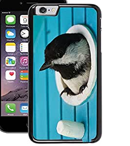 ColourCraft Lovely Bird Design Back Case Cover for APPLE IPHONE 6
