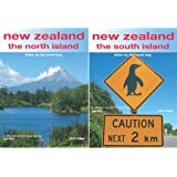 New Zealand - bitten by the travel bug - a different kind of travel film. North and South Island on two DVDs.