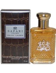 Ralph Lauren Safari Eau De Toilette Spray for Men, 2.5 Ounce by RALPH LAUREN