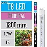 Arcadia LED Tube Tropical 17 Watt FET36 Aquarium (Länge wie 36 Watt Leuchtstofflampe)