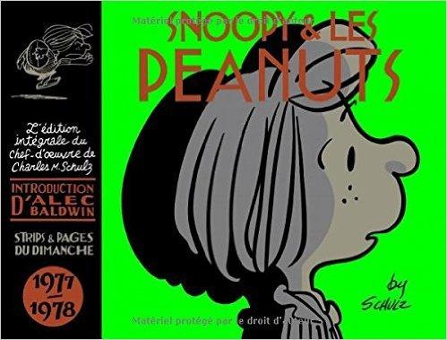 Snoopy - Intégrales - tome 14 - 1977-1978 de Charles-M Schulz ,Alec Baldwin (Préface),Fanny Soubiran (Traduction) ( 7 mai 2014 )