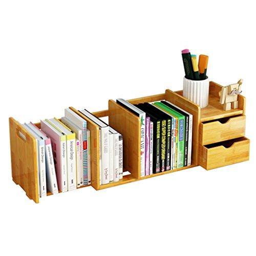 Étagère rétractable à double tiroir Étagères en bois pour enfants