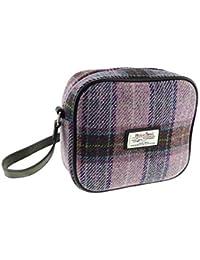 4025e9b252 Glen Appin Donna Originale Harris Tweed Quadrato Mini Borsa Disponibile in  Vari Colori