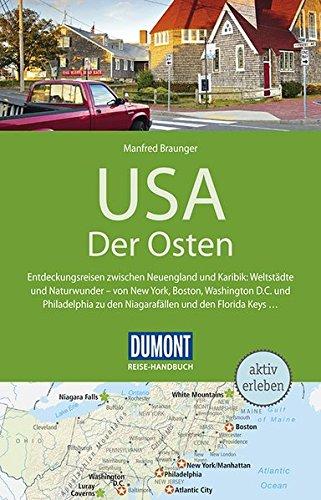 Preisvergleich Produktbild DuMont Reise-Handbuch Reiseführer USA, Der Osten: mit Extra-Reisekarte