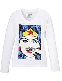 Eleven Paris Wonderwomen 14F6LL17 - T-shirt - Fille