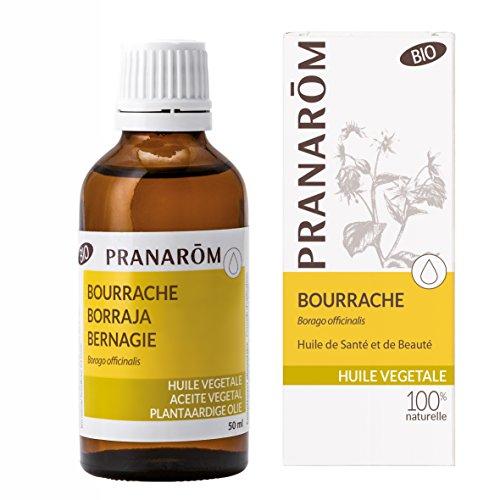 Pranarôm - HUILES VEGETALES - Bourrache BIO - 50 ml