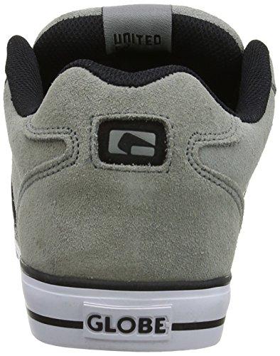 Globe Encore-2 Unisex-Erwachsene Sneakers Grau (grey/black 14005)