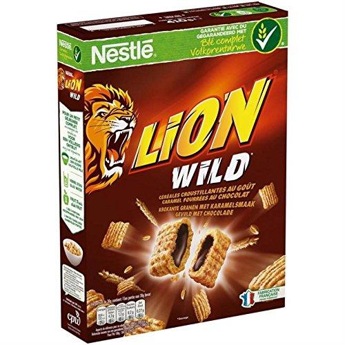Lion wild céréales 410g - Precio por unidad