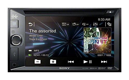 Sony Touch Screen System XAV-W600