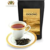 TIGER HILL OOLONG - Planterscup Darjeeling High Altitude Whole Leaf Loose Oolong Tea 3.5oz/100g (40 cups)