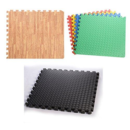 12-Stck-Schutzmatten-Set-Bodenschutz-Matte-Bodenschutzmatte-Puzzlematte-Gymnastikmatte-Unterlegmatte-Bodenmatte