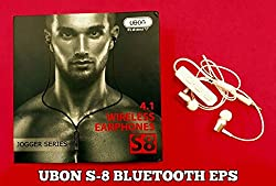 Ubon S8 Wireless Earphone - Joggers series