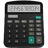 Calculatrice, Helect H1001 Fonction Standard Calculateur de Bureau