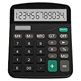 Calculatrice, Helect H1001 Fonction Standard Calculateur de Bureau