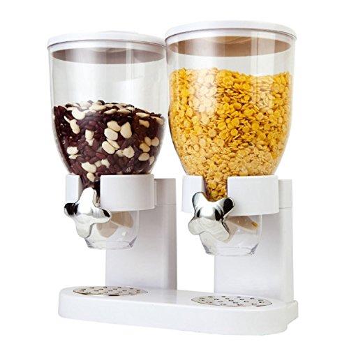 Dispensador de Cereales (Blanco)