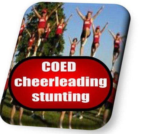 Descarga gratuita COED cheerleading stunting instruction booklet (CheerWiz Cheerleading instruction booklets Book 3) PDF