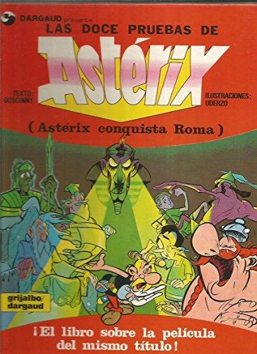 Descargar Libro 12 pruebas de asterix,las de R. Goscinny