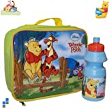 Disnep Winnie the Pooh Lunch set : bottle 350ml