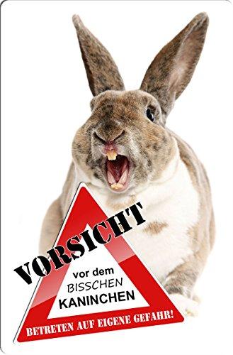 -kaninchen-hase-zwergkaninchen-metall-warnschild-schild-hundeschild-sign-kan-01-t3
