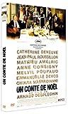 Un conte de Noël / Arnaud Desplechin, scen., dialogues et réal.   Desplechin, Arnaud (1960-....). Monteur. Scénariste. Dialoguiste