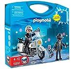Playmobil 626650 - Maletín Pol...