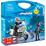 Playmoibil 5891 Koffer Polizei und Dieb