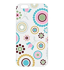 Happoz Apple Iphone 4 / 4s Cases Back Cover Mobile Pouches Patterns Floral Flowers Premium Printed Designer Cartoon Girl 3D Funky Shell Hard Plastic Graphic Armour Fancy Slim Graffiti Imported Cute Colurful Stylish Boys Z011